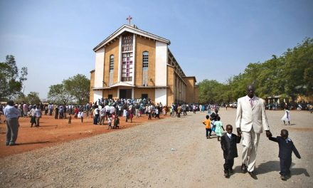 "a ""storm"" within the catholic church in juba"