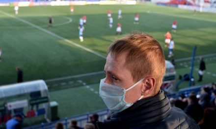 Coronavirus: Belarus Premier League attracts global attention as it plays on