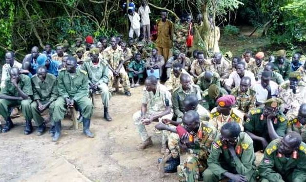 DIRE SITUATION FACING SPLM IO FORCES at A cantonment site in Western Equatoria
