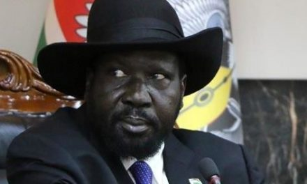 President Kiir names the cabinet of the rtgonu