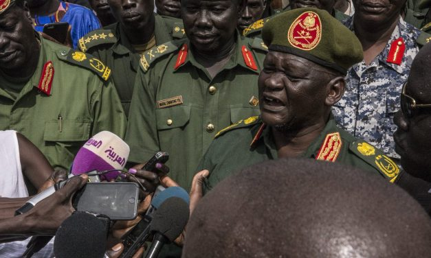 Is the high-profile defections from the SPLM IO a sign of a much bigger problem?