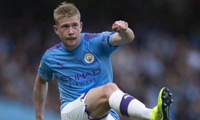 MANCHESTER CITY READY TO OPEN CONTRACT TALKS WITH STARS KEVIN DE BRUYNE AND RAHEEM STERLING – DAILY MAIL, DAIL.. DIGITALIVE.WORLD – 30 MINS AGO