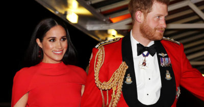 HARRY AND MEGHAN HOLDING FINAL EVENTS AS SENIOR MEMBERS OF THE ROYAL FAMILY