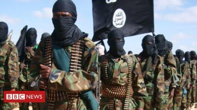 AL SHABAB COMMANDER KILLED IN AIRSTRIKES
