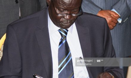 Breaking News! Defections FROM SPLM IO