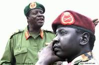 Lt. General James Koang Chol, three others dump IO and join IG
