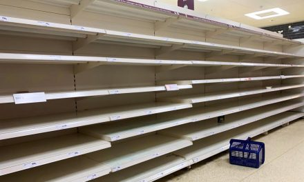British supermarkets' plea to shoppers – stop panic buying