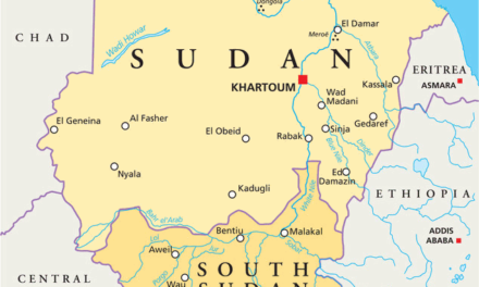 The first South Sudanese political parties