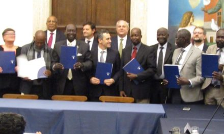 "coronavirus (covid-19) ""postpones and relocates"" the south sudanese peace talks"