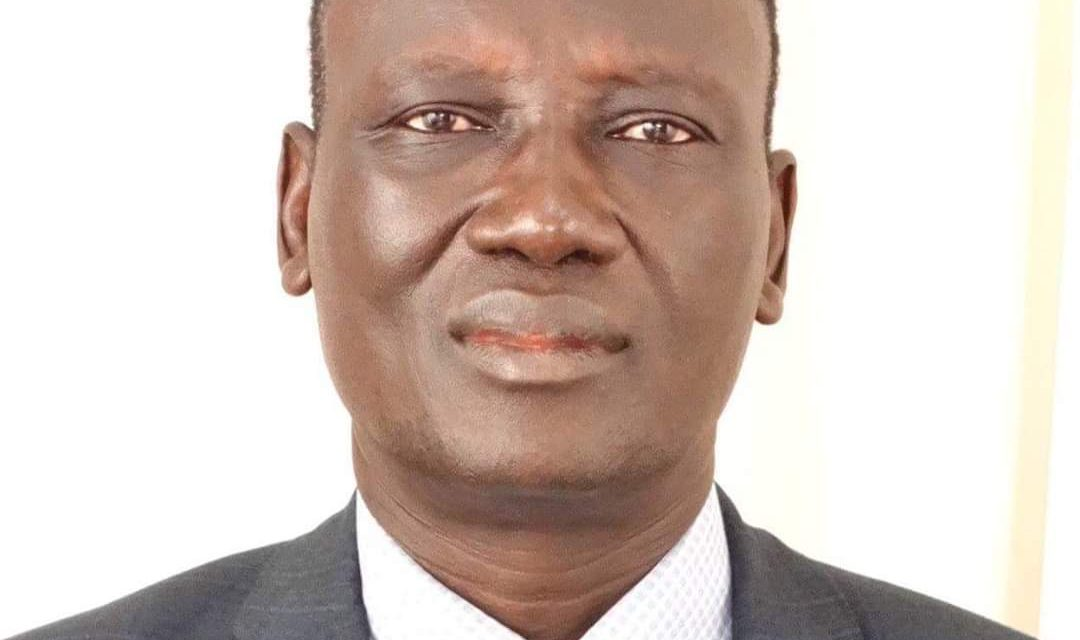 Dr Kwajok resigns from all positions in nas