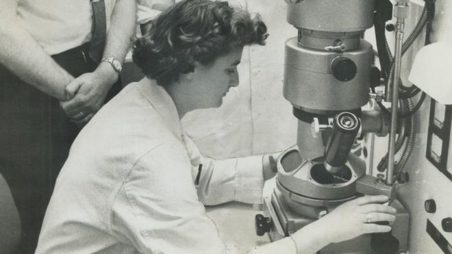 The woman who discovered the first coronavirus