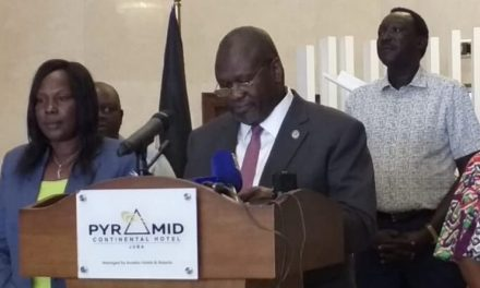 INTERSTATE TRAVEL SUSPENSION IN SOUTH SUDAN OVER COVID-19 PANDEMIC