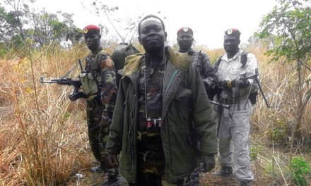 UN imposes sanctions on Central African Republic rebel leader