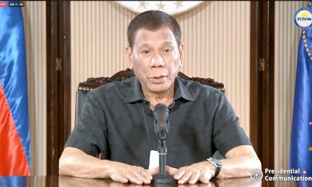 Duterte warns people causing chaos amid COVID-19: Shoot them dead