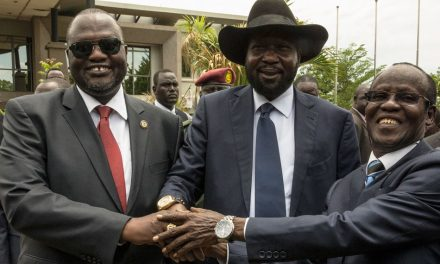 South Sudan; A country with Unheard-of Institutions