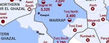 7 FATALITIES AND 3 INJURED IN an attack in warrap
