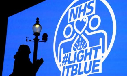 Britons make a noise for their health workers with weekly applause