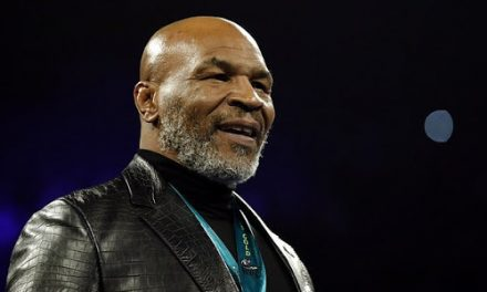 George Foreman pleads with Mike Tyson to call off boxing comeback at 53 as former world champion says: 'He's done enough. No more is needed'
