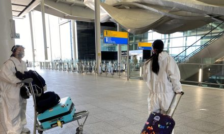 UK to introduce quarantine for international arrivals from June 8