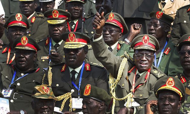 the sentry: South Sudan Military Leaders' Wealth Raises Red Flags for Corruption, Money Laundering
