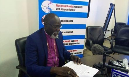 south sudan: church leaders voice out concerns over the spread of coronavirus infection
