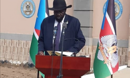 President Kiir denies being infected with covid-19
