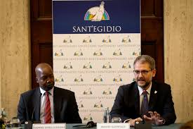 SSOMA COMMENDS sant'egidio's condemnation of attacks by goverment forces