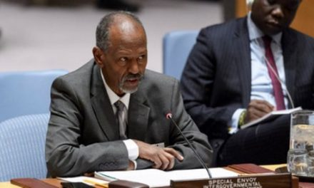 Has the igad special envoy for South Sudan spilt the beans?