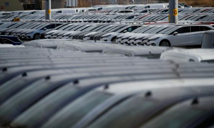 UK new car sales plunge 97% to lowest level since 1946