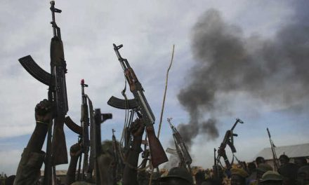 NAS SAYS: THE SSPDF AND THE SPLA IO SUFFERED DEFEAT WITH 61 SOLDIERS KILLED