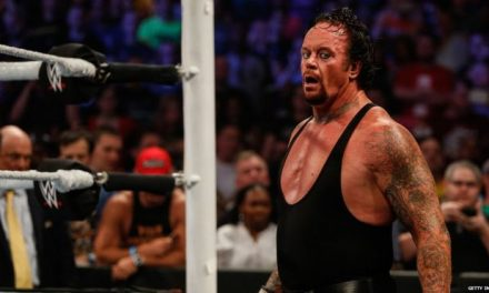 WWE star The Undertaker has 'no desire to get back in the ring'