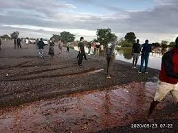 South Sudan suspends construction of major highway over quality