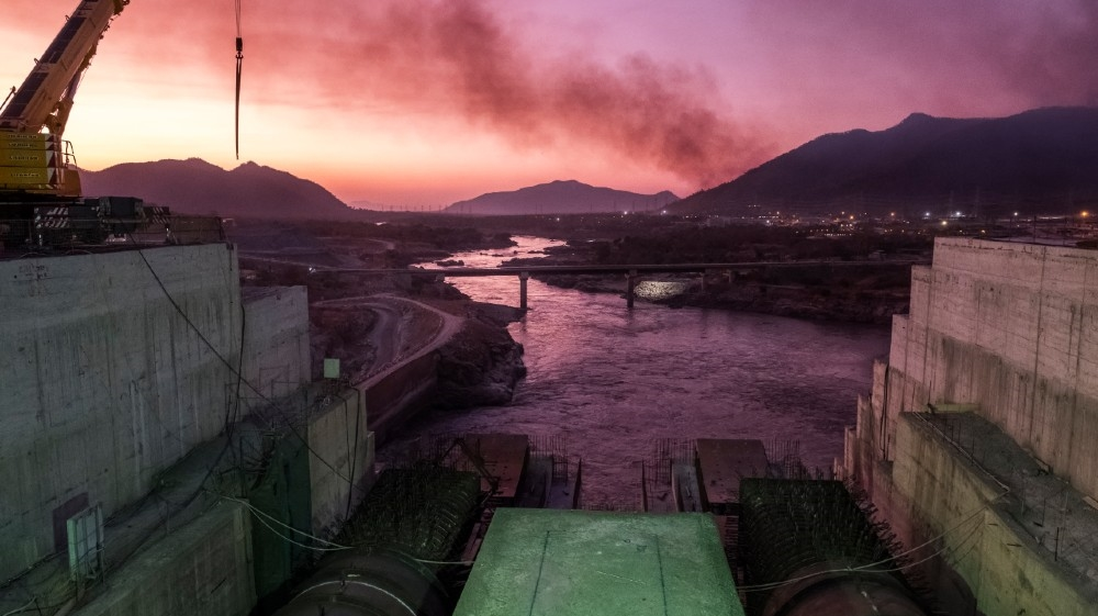 Egypt warns of 'existential threat' from Ethiopia dam