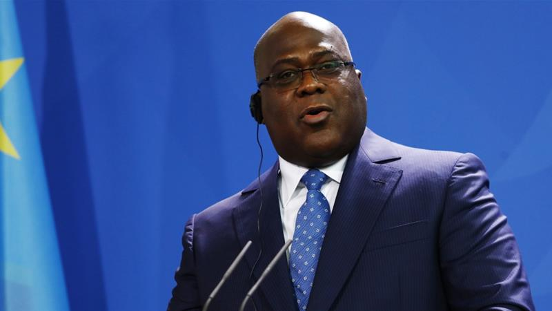 DR Congo Justice Minister briefly detained