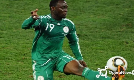There's Proof I Was Asked To Pay Bribe — Former Super Eagles Player