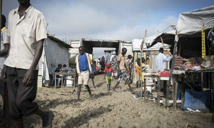 Return pressure builds as COVID-19 hits South Sudan displacement camps