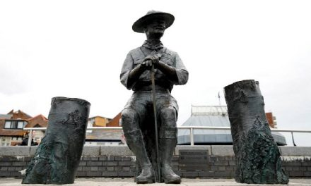 Nyeri residents unaware of plans to remove Baden-Powell statue in UK: The Standard