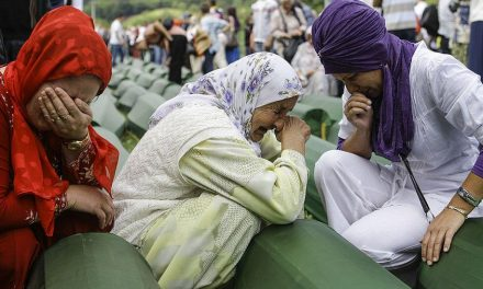 Bosnia's Srebrenica massacre 25 years on – in pictures
