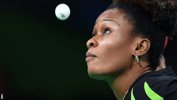 Nigeria table tennis great Oshonaike: 'I was physically and sexually abused'