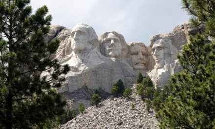 Native tribal leaders are calling for the removal of Mount Rushmore