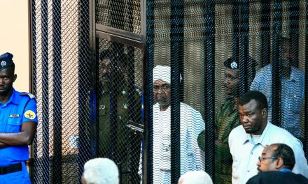 Three Decades After His Coup, Sudan's Former Ruler Is Held to Account