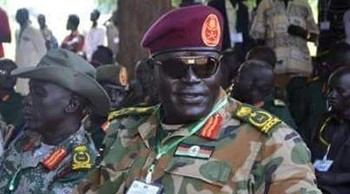 KIIR REJECTS OLONY'S NOMINATION AS UPPER NILE GOVERNOR