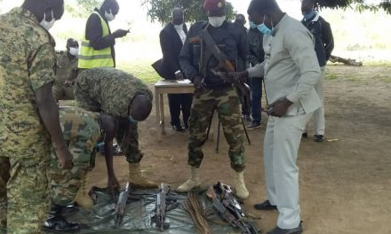Two South Sudanese arrested in Elegu for attacking UPDF soldiers