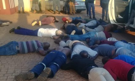 Five killed in attack on South African church, hostages freed