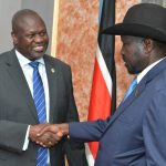 Kiir, Machar clash over Upper Nile State governorship