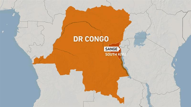 Soldier in eastern DRC shoots and kills at least 12 civilians