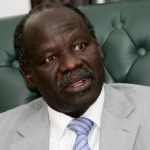 "dr lam akol denounces the ""policy of EXCLUSION"" PURSUED BY THE UNITY GOVERNMENT"