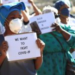 As coronavirus cases rise, Africa's economic recovery hangs in the balance