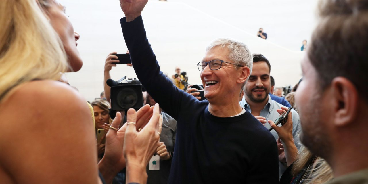 Apple surpasses Saudi Aramco to become world's most valuable company