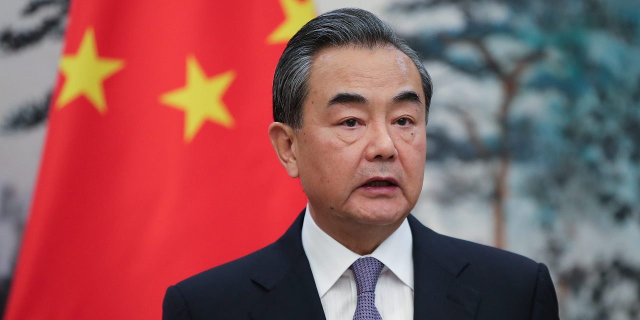 China says it has no intention of 'becoming another United States'